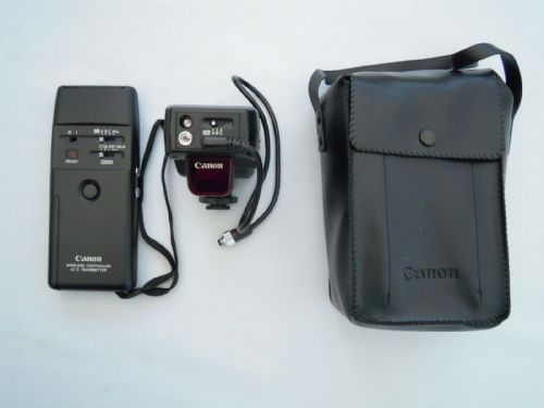 CANON WIRELESS CONTROLLER LC-3 TRANSMITTER